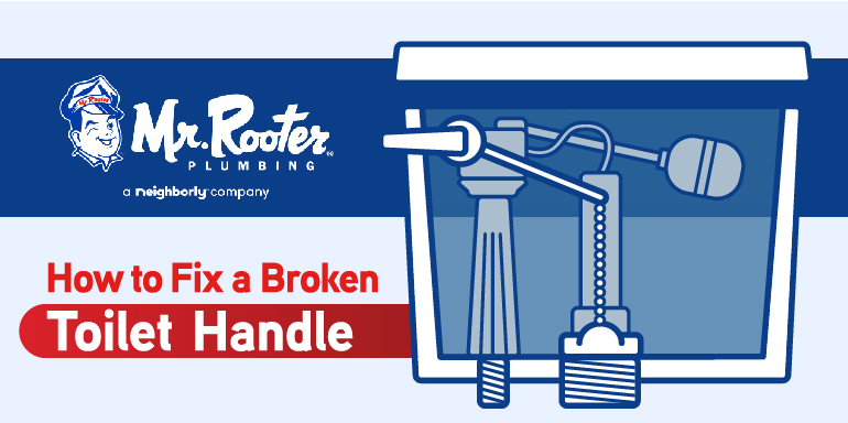Are You Dealing with a Loose Toilet Handle?